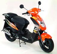 2010 Kymco Agility 125 Sport