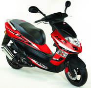 Photo of a 2010 Kymco B&W 50