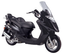 2010 Kymco Grand Dink S 125