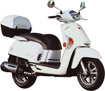 Photo of a 2010 Kymco Like 125