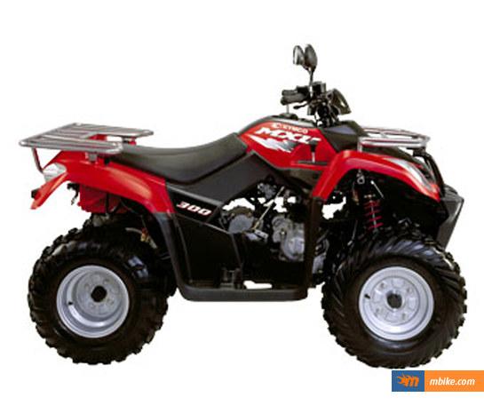 2010 Kymco MXU 300