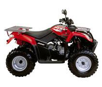 Photo of a 2010 Kymco MXU 300