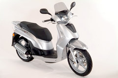 Photo of a 2010 Kymco People S 125