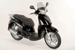 2010 Kymco People S 125