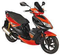 Photo of a 2010 Kymco Super 8