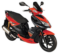 Photo of a 2010 Kymco Super 8 125
