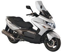 Photo of a 2010 Kymco Xciting 300i