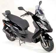 Photo of a 2010 Kymco Yager 200