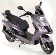 2010 Kymco Yager 200
