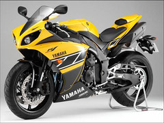 Photo of a 2011 Yamaha YZF-R1 Roberts Replica