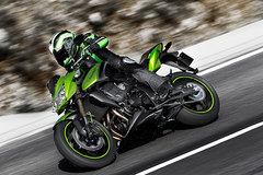 Photo of a 2011 Kawasaki Z 750 R