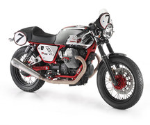 Photo of a 2010 Moto Guzzi V7 Clubman Racer