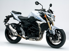 Photo of a 2011 Suzuki GSR 750
