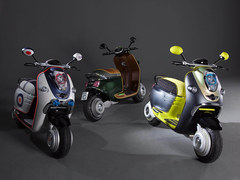 2011 MINI Scooter E Concept
