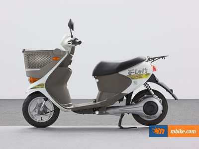 2011 Honda EV-Neo Electric Scooter Unveiled, Japanese Launch This