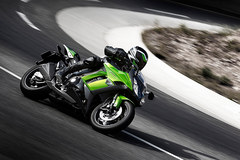 Photo of a 2011 Kawasaki Z 1000 SX