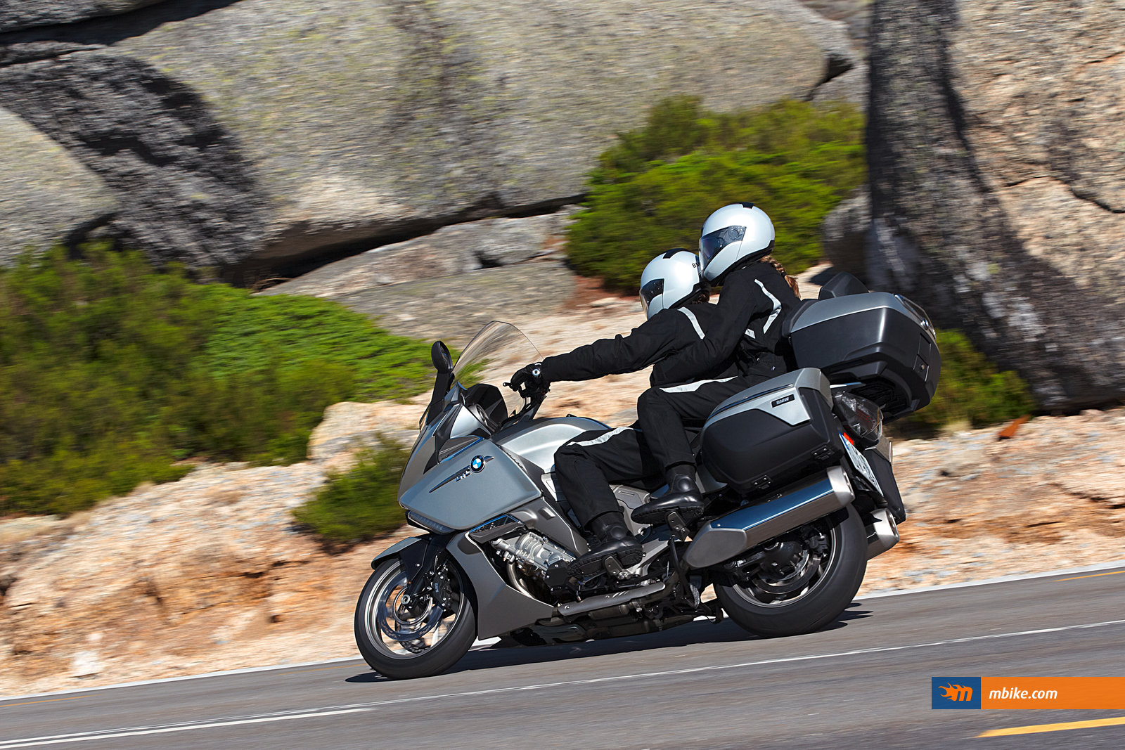 2011 Bmw K1600 Gtl Wallpaper Mbike Com