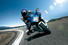 Photo of a 2011 Suzuki GSX-R 750