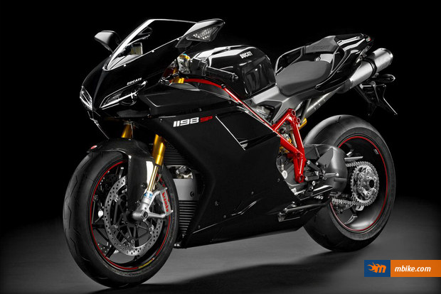 The new 1198 SP