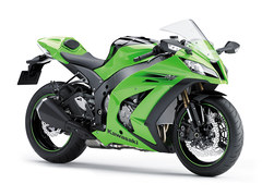 Photo of a 2012 Kawasaki Ninja ZX-10 R