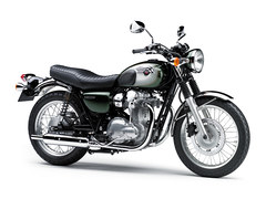 Photo of a 2011 Kawasaki W800