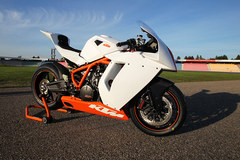 Photo of a 2011 KTM RC8 R Track