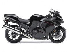2011 Kawasaki ZZR 1400