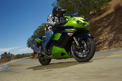 Photo of a 2012 Kawasaki ZZR 1400
