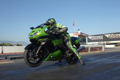 Photo of a 2011 Kawasaki ZZR 1400
