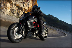Photo of a 2011 Ducati Diavel