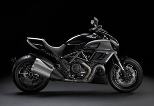 Click on the image for more Diavel pictures