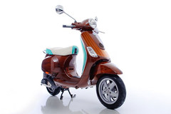 2010 Vespa Tribute Digital Veneer's Limited Edition