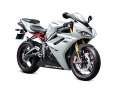 Photo of a 2012 Triumph Daytona 675 R