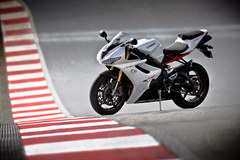 Photo of a 2011 Triumph Daytona 675 R