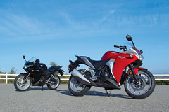 Photo of a 2011 Honda CBR 250 R