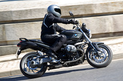 Photo of a 2011 BMW R1200R