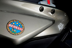 2011 Benelli TnT 1130 Century Racer