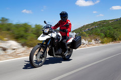 Photo of a 2011 BMW G 650 GS