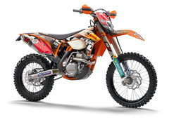 Photo of a 2011 KTM 350 EXC-F Factory