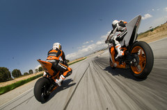 Photo of a 2011 KTM RC8 R