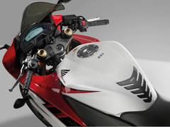 2011 Honda CBR 600 F
