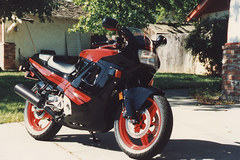 Photo of a 1987 Honda CBR 600 F
