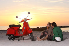 Photo of a 2011 Vespa PX 125