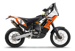 Photo of a 2011 KTM 450 Rally
