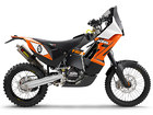 2011 KTM 450 Rally