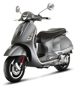 2011 Vespa GTS SuperSport 300 ie