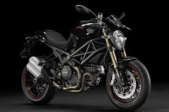 Photo of a 2011 Ducati Monster 1100 EVO