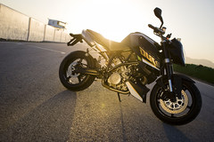 Photo of a 2011 KTM 990 Superduke