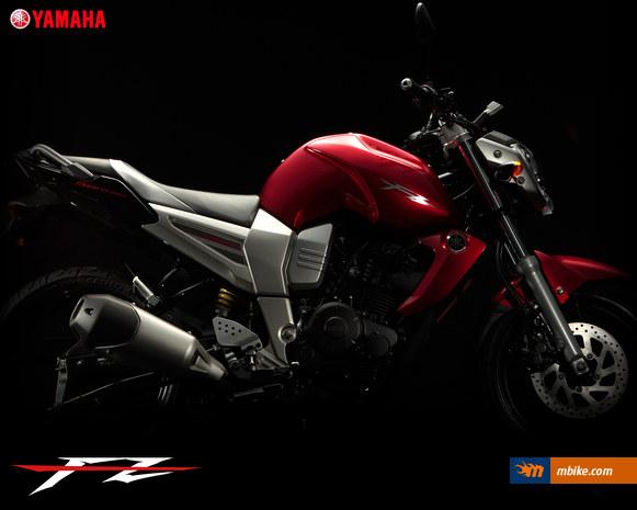 2011 Yamaha FZ 16