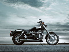 Photo of a 2010 Triumph Speedmaster